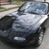My Miata Track Car