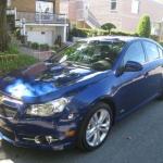 Video Review – 2012 Chevrolet Cruze LT Turbo+