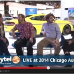 Live from the 2014 Chicago Auto Show