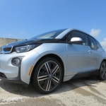 Driven This Week: The 2014 BMW i3 Electric Car