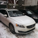 Driving It This Week – 2015 Volvo V60 T5 (plus bonus unicorn)