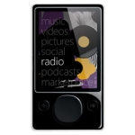 Review of Microsoft Zune 120