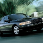 A Eulogy for the Ford Crown Victoria