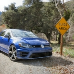First Drive: 2015 Volkswagen Golf R and 2016 BMW X6 M