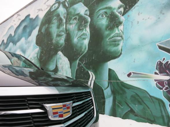 2015 Cadillac ATS Coupe 3.6 AWD