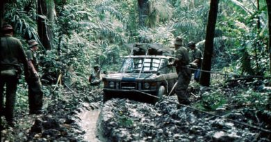 Would You Drive Through The Darién Gap's 250 Miles Of Impenetrable Jungle?