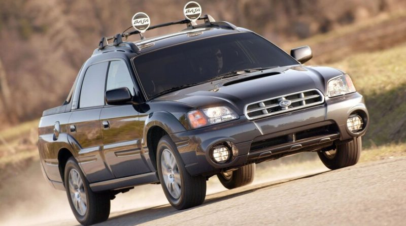 Subaru Baja XT