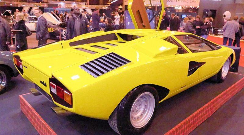 Lamborghini Countach Periscopica