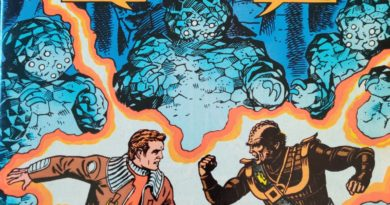 DC Comics Star Trek Issue 4 - Cover Crop