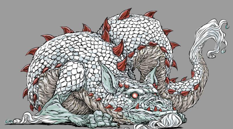 Code 45 Dragon Design