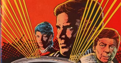 DC Comics Star Trek Issue 6 - Cover Cropped