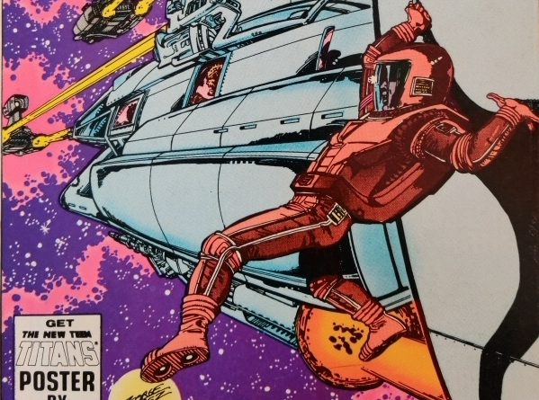 DC Comics Star Trek Issue 2 - Cover Title Page