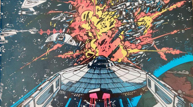 DC Comics Star Trek Issue 3 - Cover - Crop