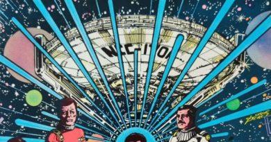 Star Trek DC Comics #1 Cover